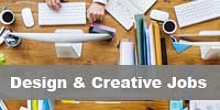 design & creative jobs